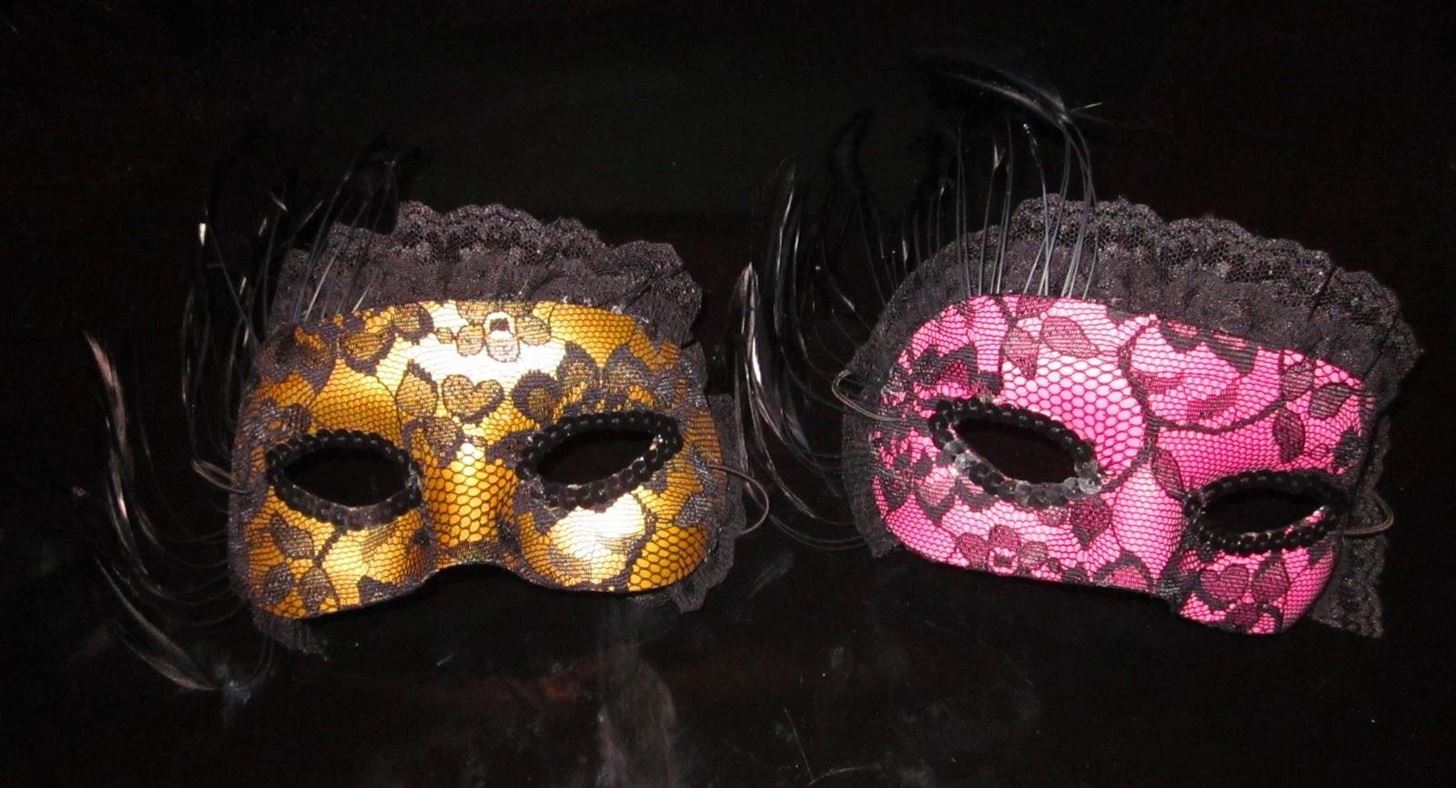 1Masquerade Ball Mask & These 6 Cheap u0026 Easy DIY Masks Are Perfect for Last-Minute Halloween ...