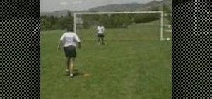 Practice goalkeeper toss drills in soccer