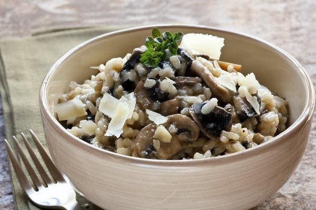 The Deliciously Lazy Way to Make Creamy Risotto at Home