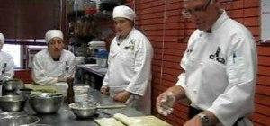 Make gnocchi or potato pasta