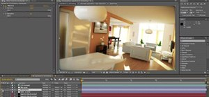 Give your architectural renderings a film look in After Effects