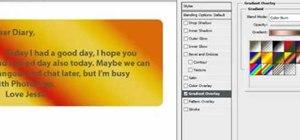 Create a web-ready image using Adobe Photoshop