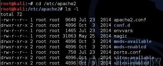 Linux Basics for the Aspiring Hacker: Configuring Apache