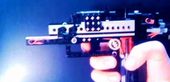 Build Bad a$ Lego Guns