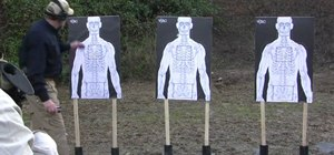 Engage targets with the triple threat drill