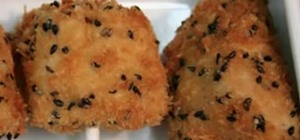Make Panko-Crusted Turkey Lollipops for an Appetizer
