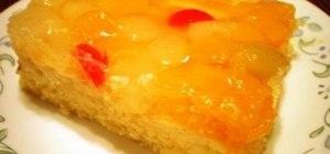 Make crema de fruta (Filipino dessert)