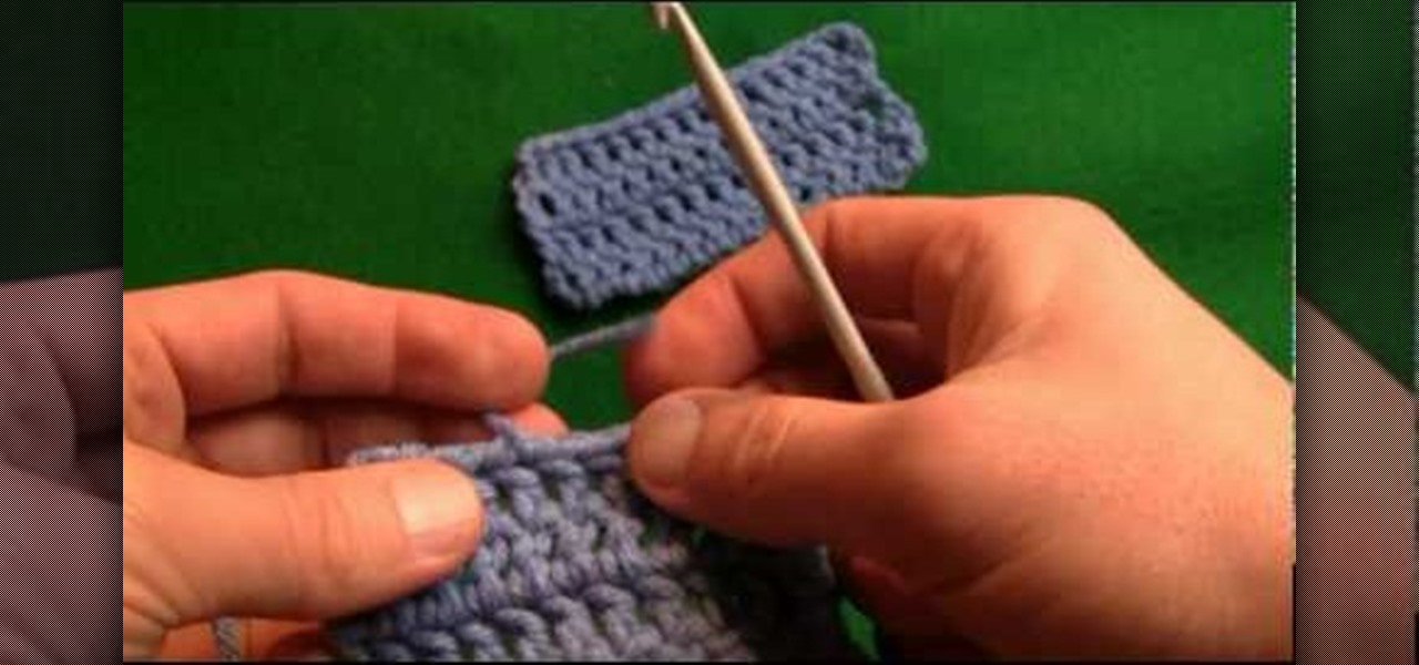 Knitting Casting Off Loosely : How to cast off loose crochet ends for right handers