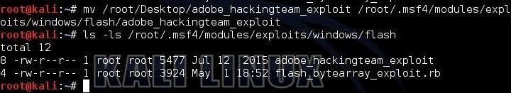 Hack Like a Pro: How to Use Hacking Team's Adobe Flash Exploit