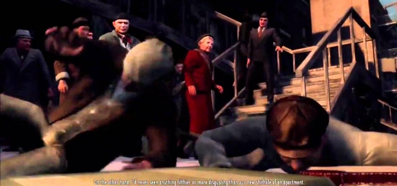 Mafia II: Все для игры Мафия 2, коды, читы, прохождения