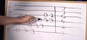 Understand guitar tabs