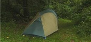 Choose a camping tent
