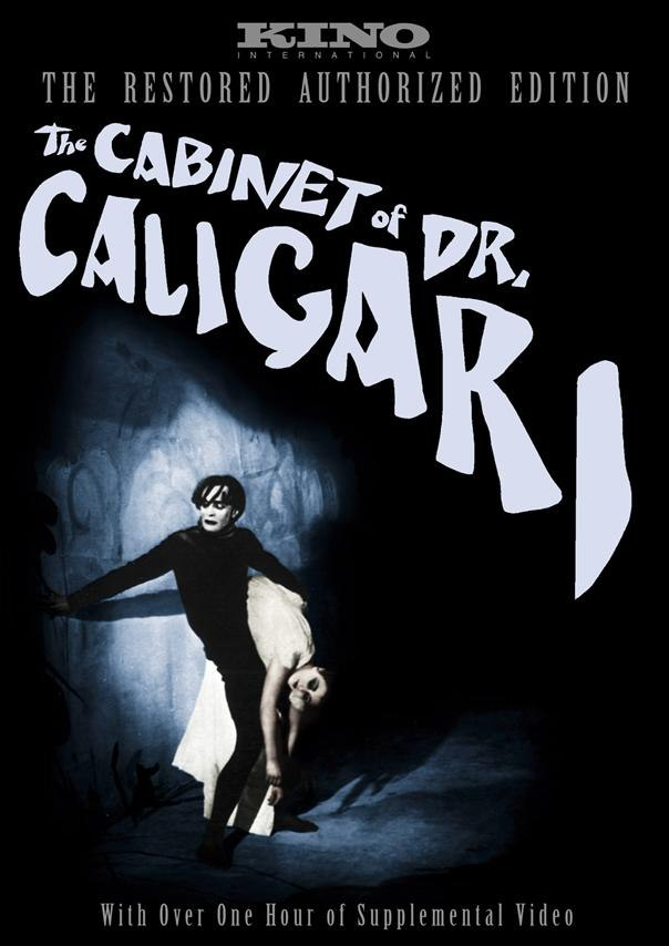 The Cabinet of Dr. Caligari « Movie Poster Design