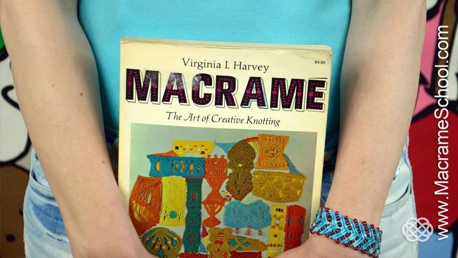 Macramé: The Art of Creative Knotting (Book Review).