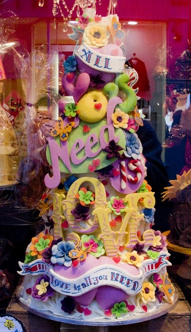 The Brits of Choccywoccydoodah Are Wacky Cake Gurus