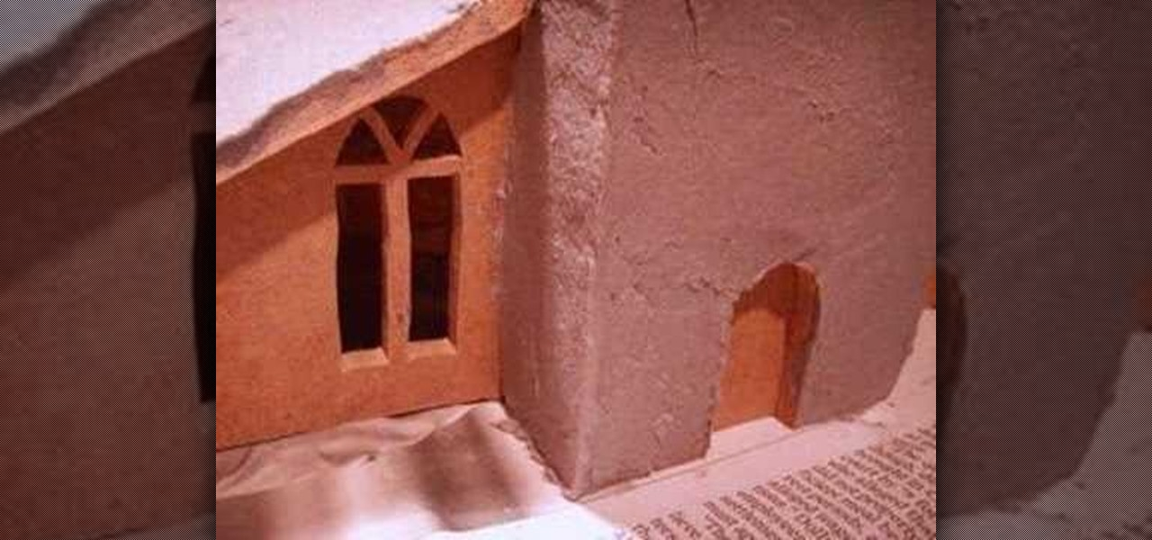 How To Make Your Own Christmas Village Christmas Ideas