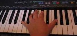 Play 'One in a Million' by Hannah Montana on keyboard