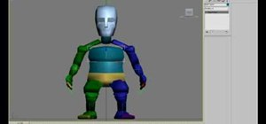Use Biped to do motion capture in 3DS Max