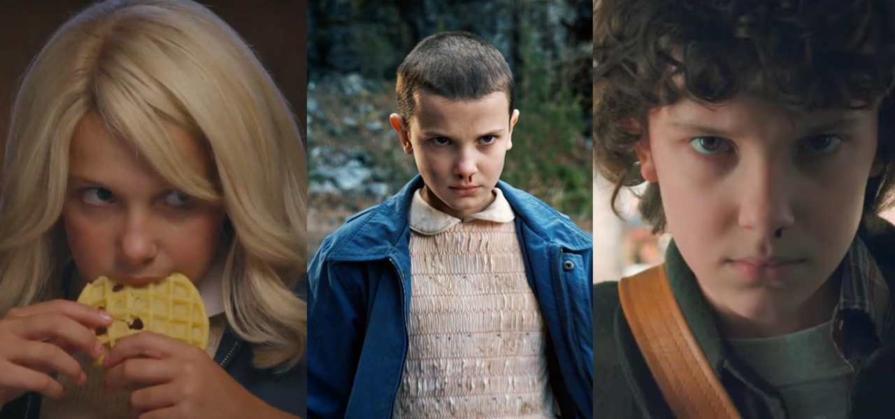 Transform into Eleven from 'Stranger Things' for Halloween (Costume & Makeup Guide)