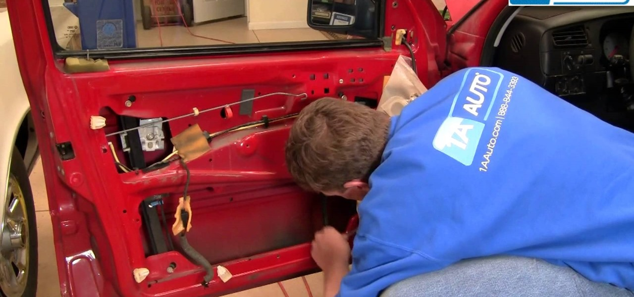How to Replace the Manual Window Regulator on Your 93-99