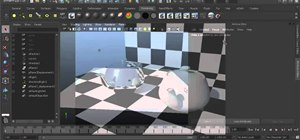 Use diffuse reflections when creating textures and shaders in Maya 2011