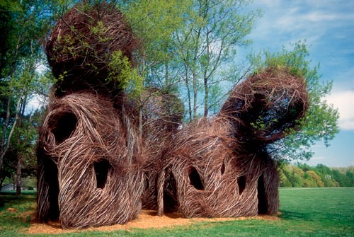 Incredible Human-Sized Nests Installed Across the Globe