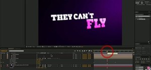 Recreate the Kick Ass title in Adobe After Effects