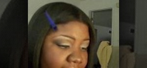 Create a bold, neutral eyeshadow look