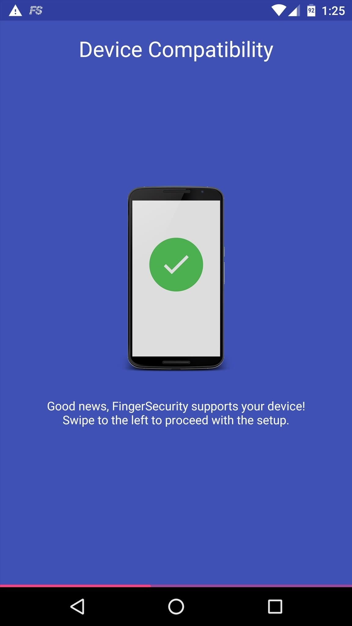 How to Secure Any Android App with Your Fingerprint