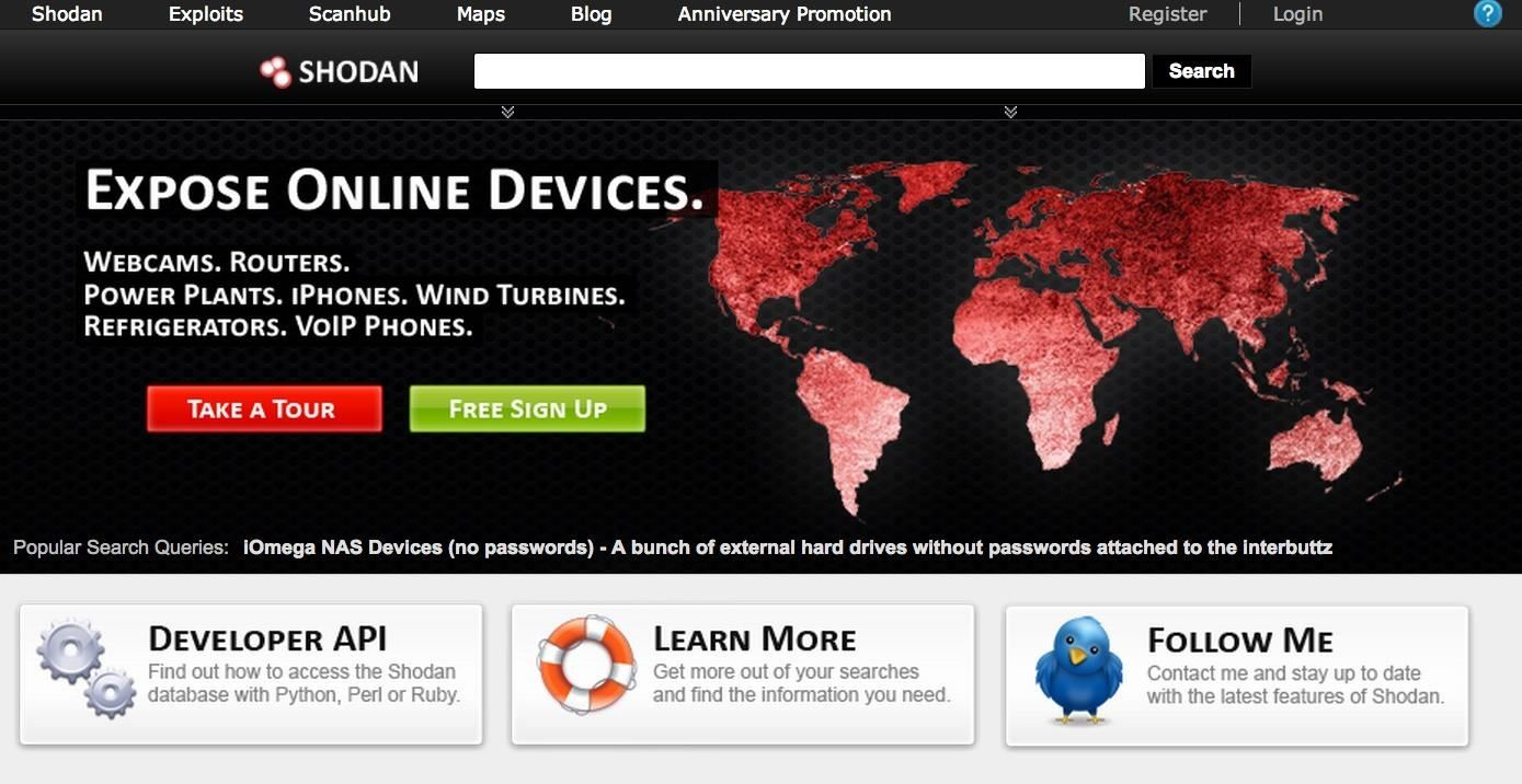 Hack Like a Pro: How to Find Vulnerable Targets Using Shodan—The World's Most Dangerous Search Engine