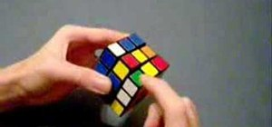 Solve a Rubik's Cube F2L intuitively with the Fridrich