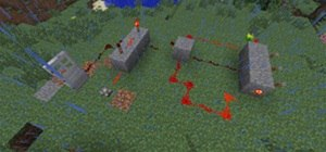 Create Redstone Combinations Locks in Minecraft