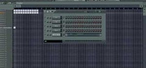 Save, open and render productions in FL Studio