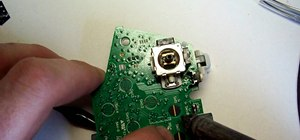 Install new LED's in an XBox 360 controller