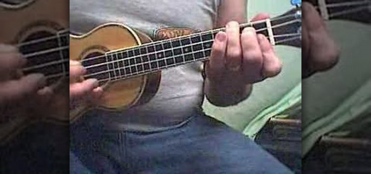 How To Play Wonderful Tonight On The Ukulele Ukulele Wonderhowto
