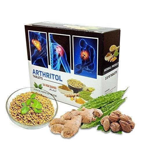 Why Need Only Herbal Medicines for Joint Inflamed & Arthritis Disease?
