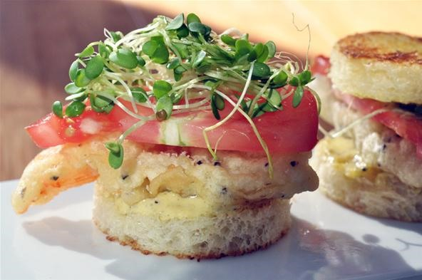 How to Make Shrimp Tempura Sliders