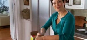 Make healthy baked crab cakes with Ellie Krieger