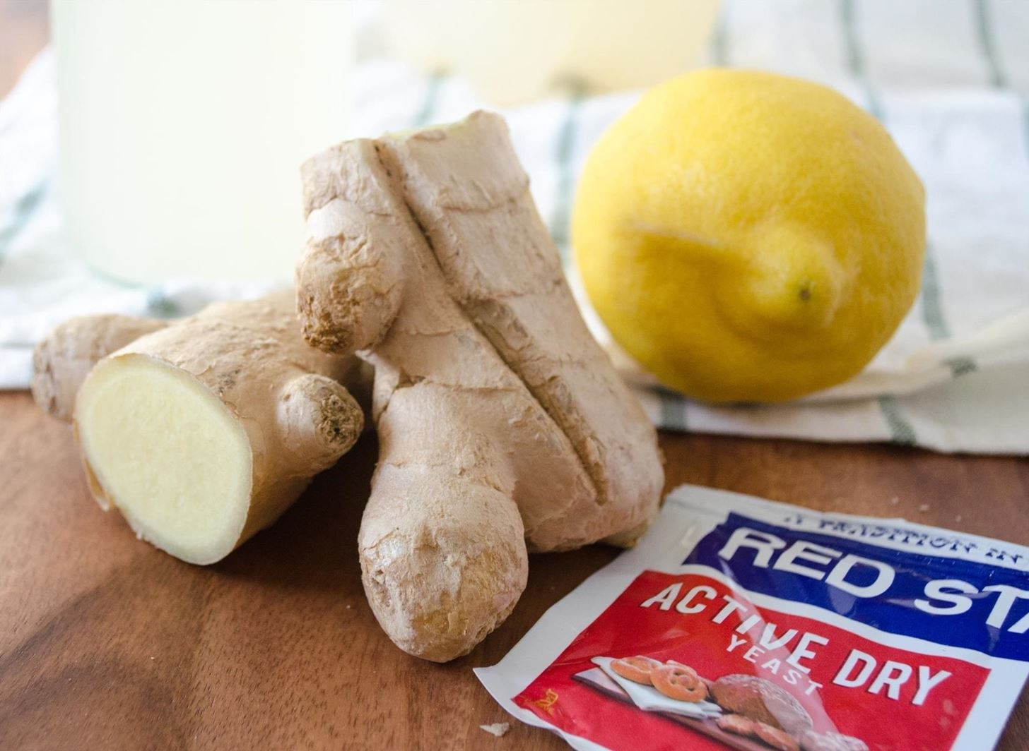 Brew Your Own Ginger Beer Like a Boss