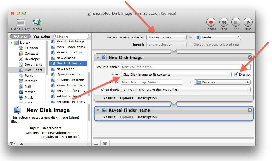How to Create an Encrypted Zip Archive in Mac OS X and