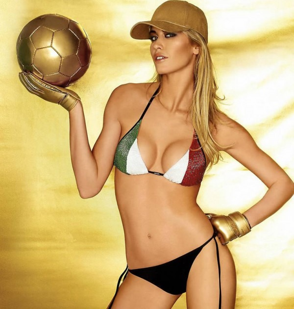 Hottest WAGS of the 2010 World Cup