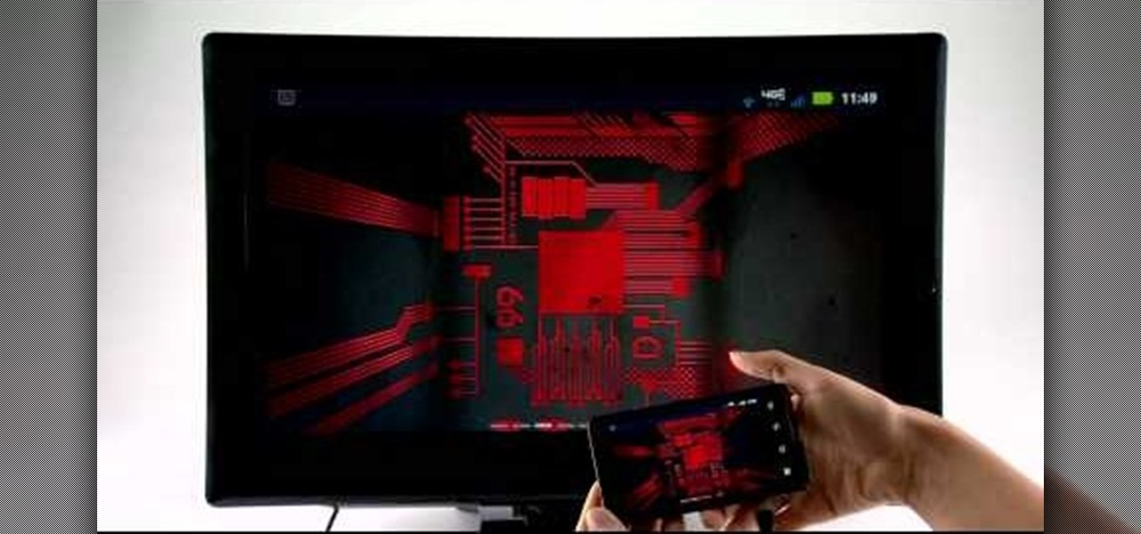 Motorola Bionic Drivers
