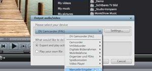 Burn SVCDs and DVDs in Magix Movie Edit Pro 15