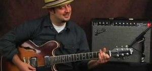 Play Johnny Cash-style country rhythm guitar