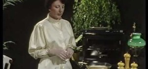 Make the perfect Soufflé with Delia Smith of the BBC