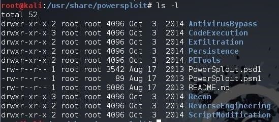 Hack Like a Pro: How to Use PowerSploit, Part 1 (Evading Antivirus Software)