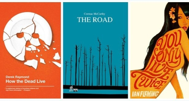 The 50 Coolest Book Covers Ever - Entertainment - ShortList Magazine