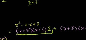 Solve advanced rational equations in algebra