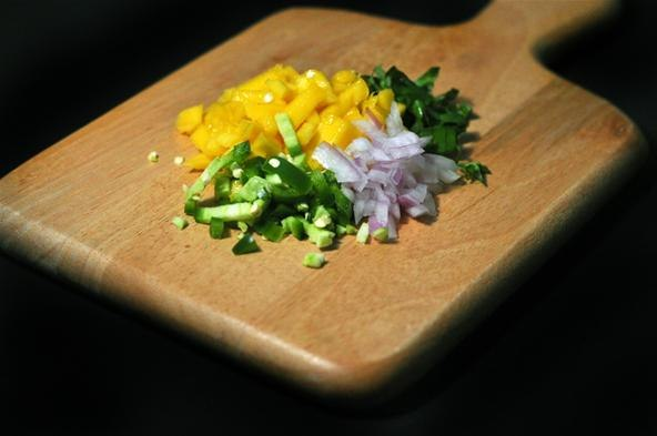 All you need for this salad is olive oil and a pinch of salt—the ...