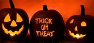Stay Safe When Trick or Treating on Halloween